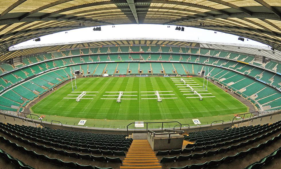 Twickenham Stadium Tour for One Adult and One Child