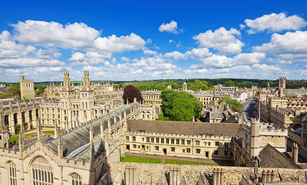 Inspector Morse, Lewis and Endeavor Tour of Oxford