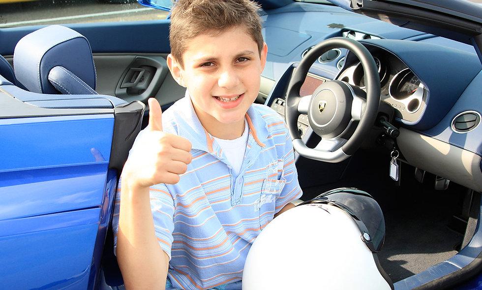 Junior Lamborghini