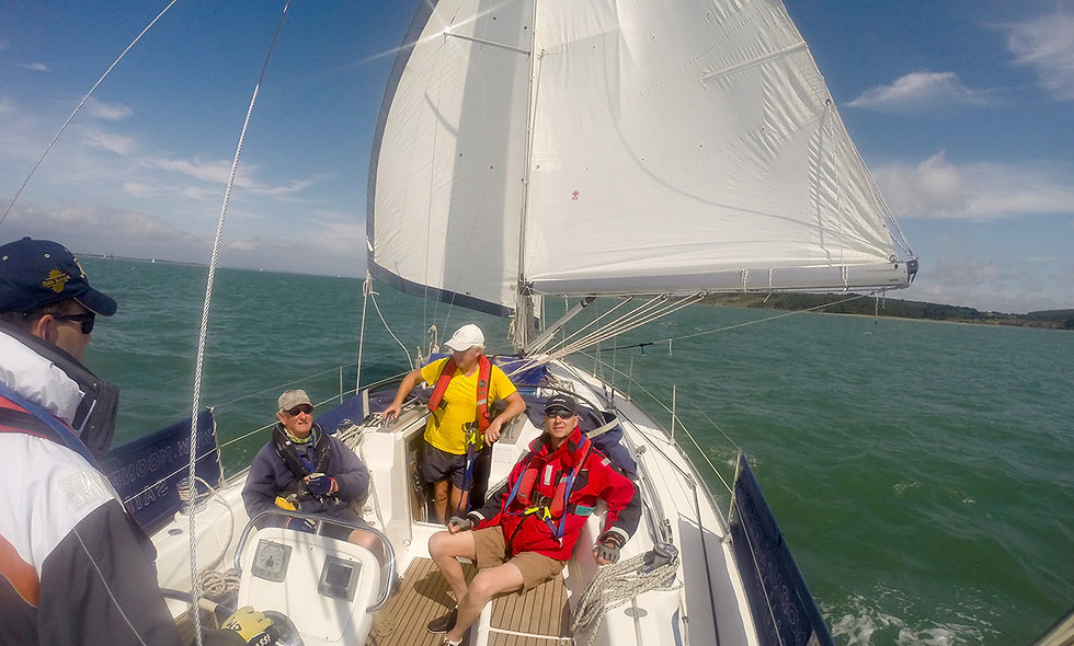 Two Night Yacht Sailing Weekend