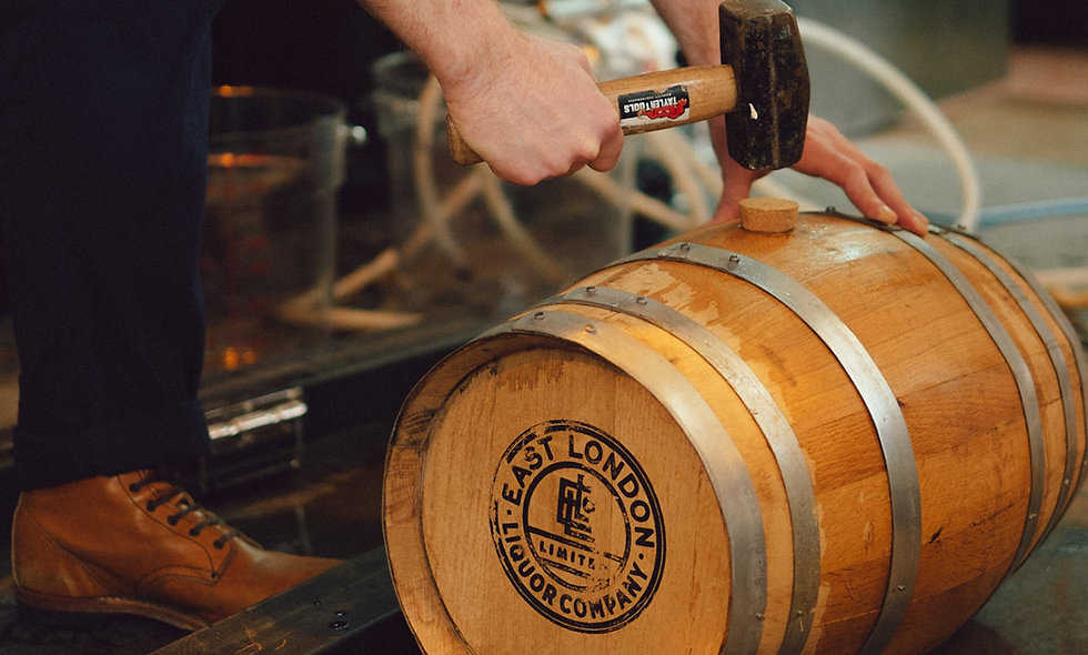 East London Liquor Company Whisky Lovers Tour and Tasting Experience