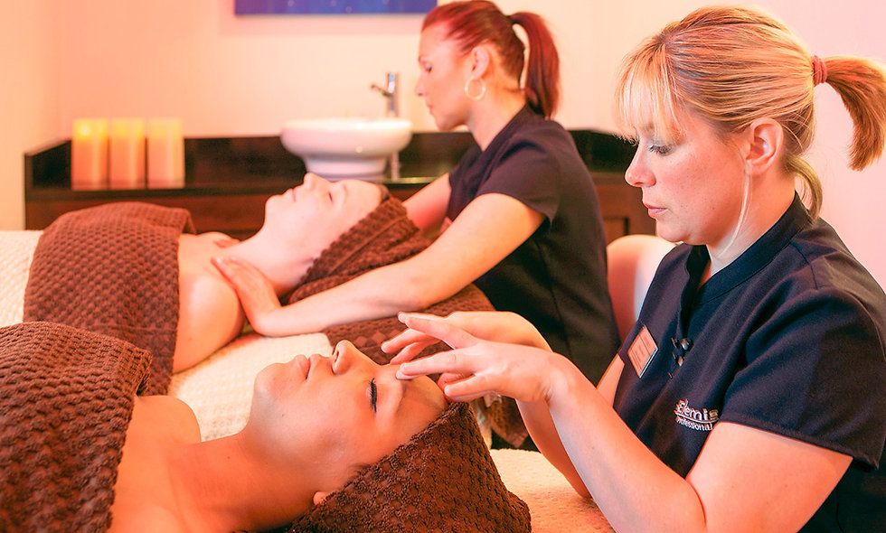 Tranquil Pamper Day with Two Treatments for Two