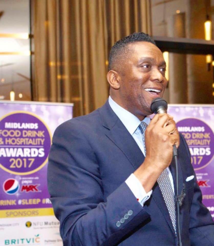Harold Davies Motivational Speech
