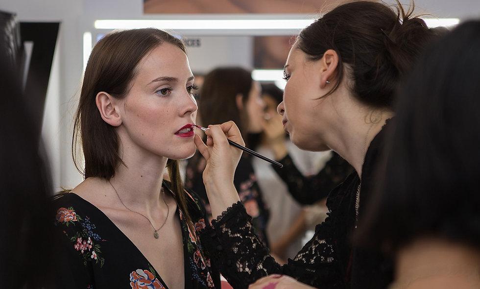 Celebrity Makeup Masterclass with London Beauty Artists
