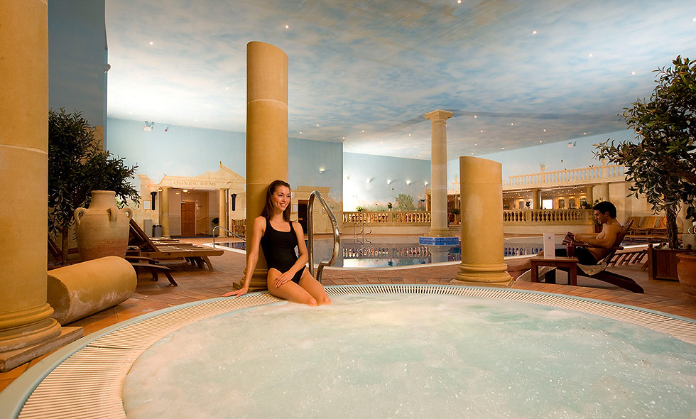 Whittlebury Hall Signature Spa Day with Treatments