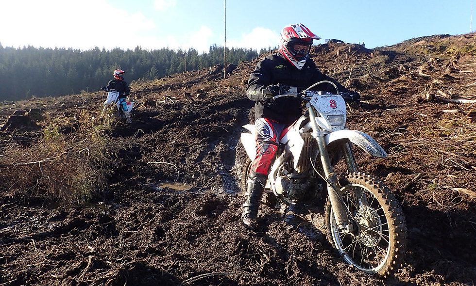 Full Day Off Road Motorcycle Experience for One