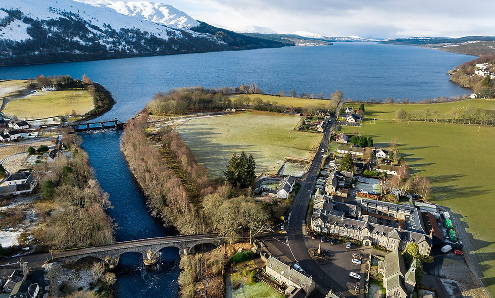 Two Night Scottish Break for Two at Dunalastair Hotel