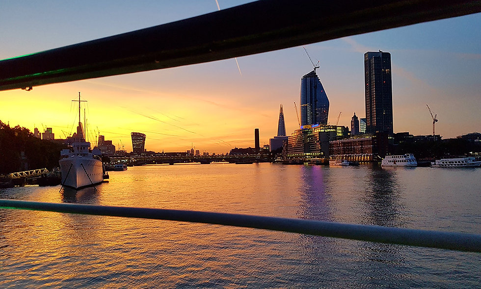 Riverside Three Course Dinner and Prosecco for Two