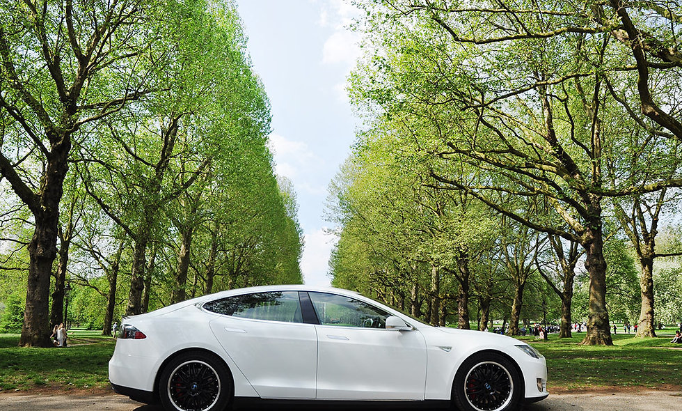 One Day On Road Tesla Supercar Experience