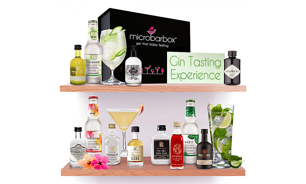 Gin Tasting Six Month Subscription