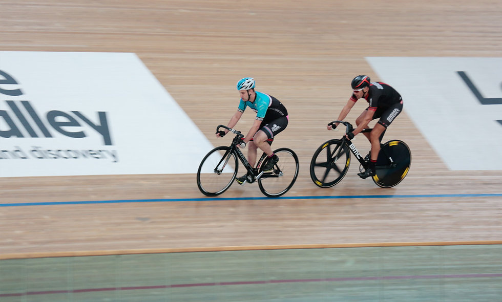 Velodrome Cycling Experience with GB Gold Medalist