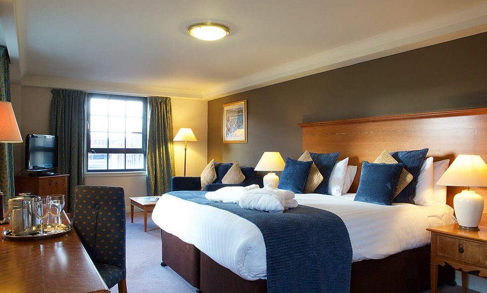 Two Night Break for Two at Hallmark Hotel Glasgow
