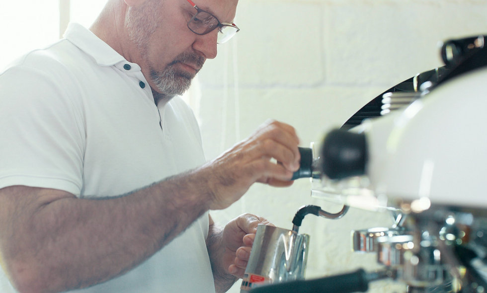 Home Barista Experience at Winchester School of Cofee for One
