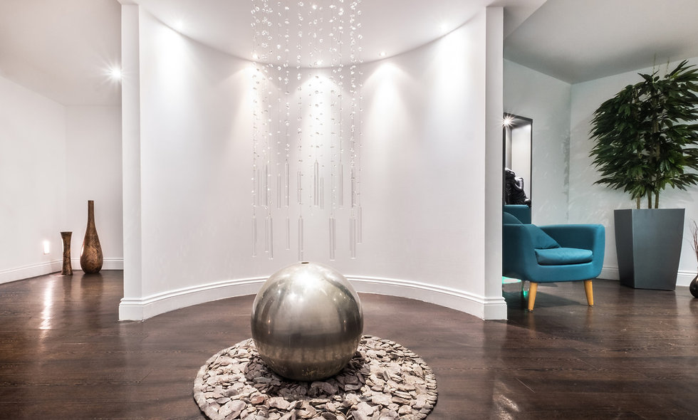 Spa Day with Treatments and Lunch for Two at the Chakra Spa
