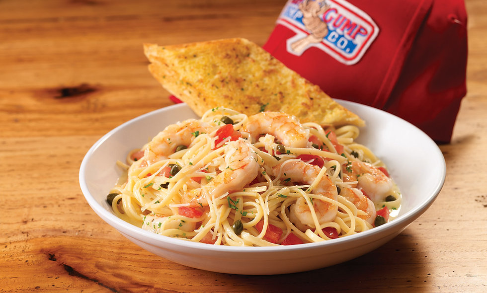 Three Course Meal for Two at Bubba Gump Shrimp Co.