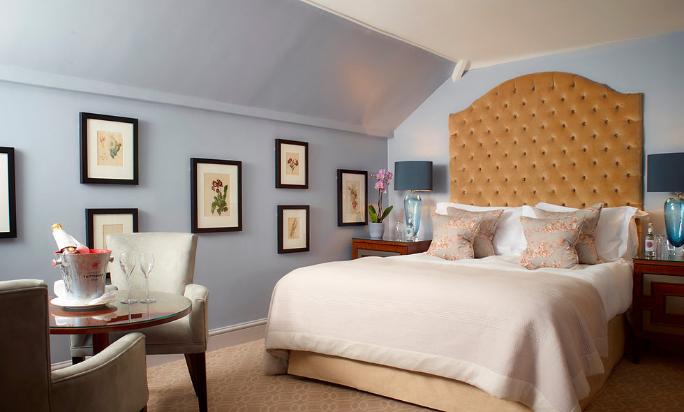 One Night Bed and Breakfast for Two at The Royal Crescent Hotel