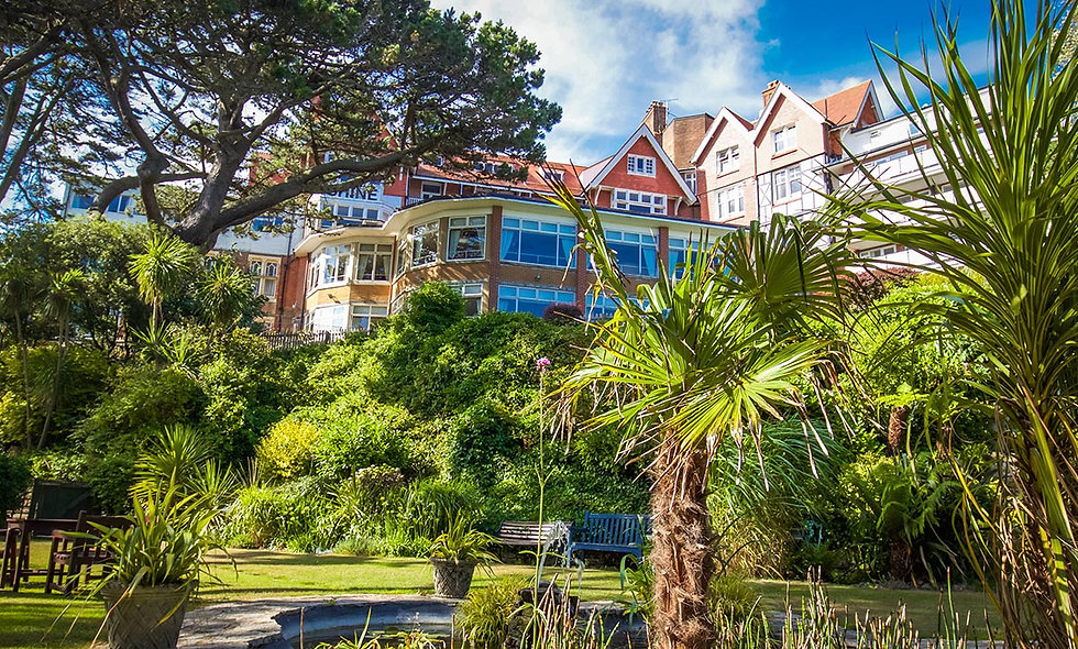 Two Night Coastal Escape for Two at The Chine Hote