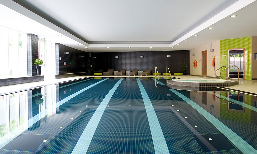 One Night Spa Break with Treatment for Two at NU Spa