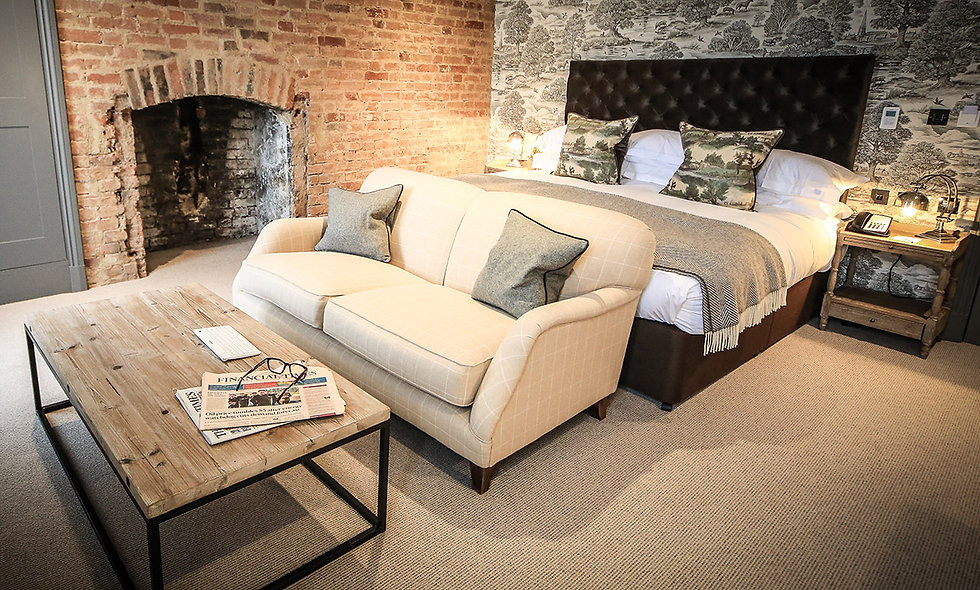 Two Night Boutique Escape for Two at The Kings Head Hotel