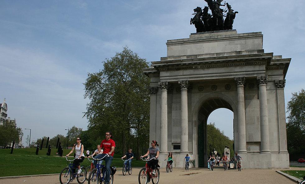 Royal London Bike Tour for One