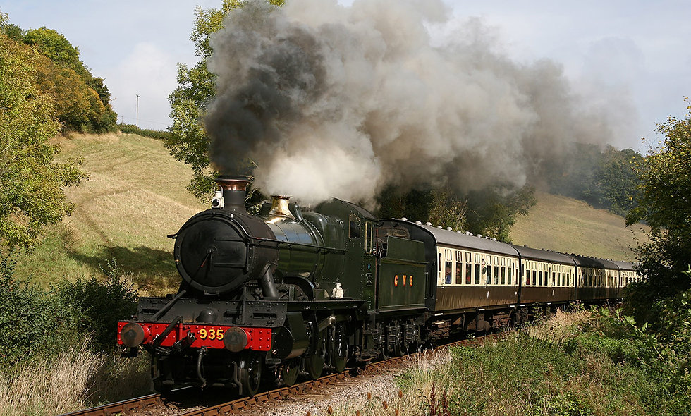 West Somerset Railway Rover - 2 Adults, 2 children