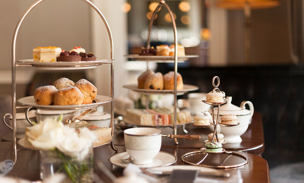 One Night London Break with Afternoon Tea for Two