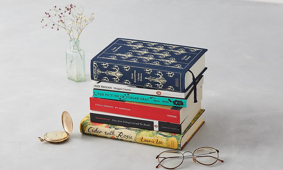 3 Month Bespoke Book Subscription