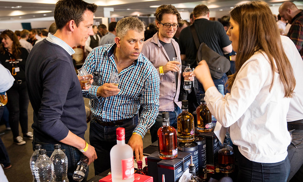 Nationwide Whisky Festival 2019 for Two with The Whisky Festival