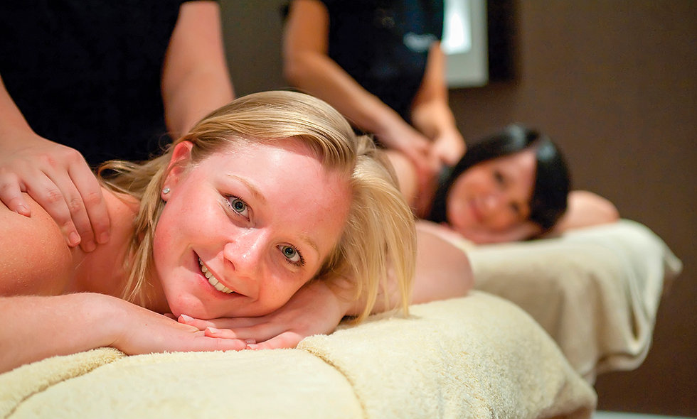 Soothing Pamper Day with Three Treatments for Two