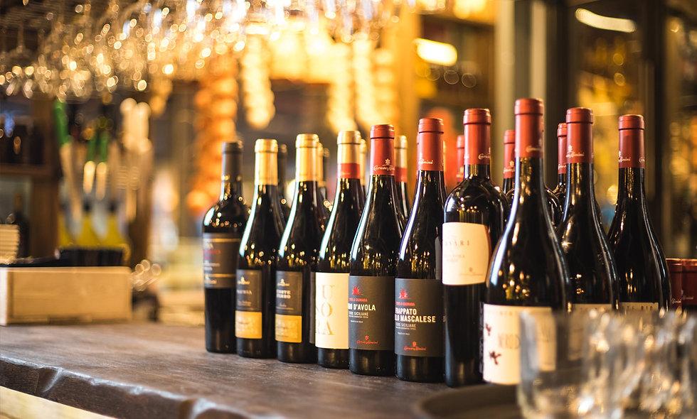 Finest Wine Tasting with Veeno the Italian Wine Cafe