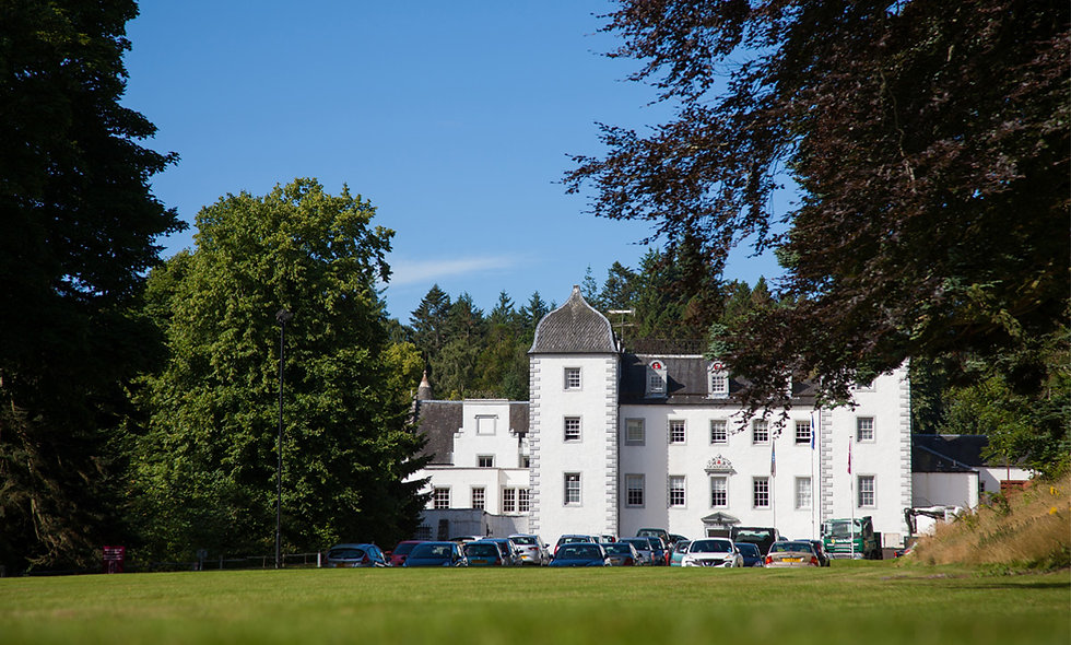 Two Night Scottish Break with Dinner for Two at Barony Castle