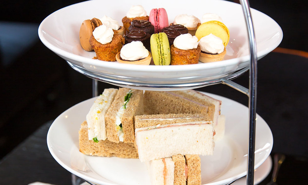 Afternoon Tea with Free-Flowing Prosecco on Board