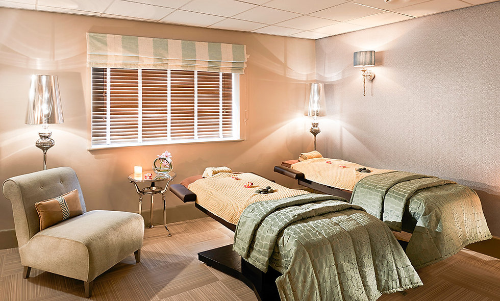 Body Glow Spa with Afternoon Tea at The Belfry