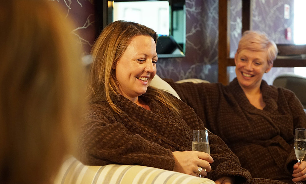 Relaxation Spa Day for Two at the Feversham Hotel