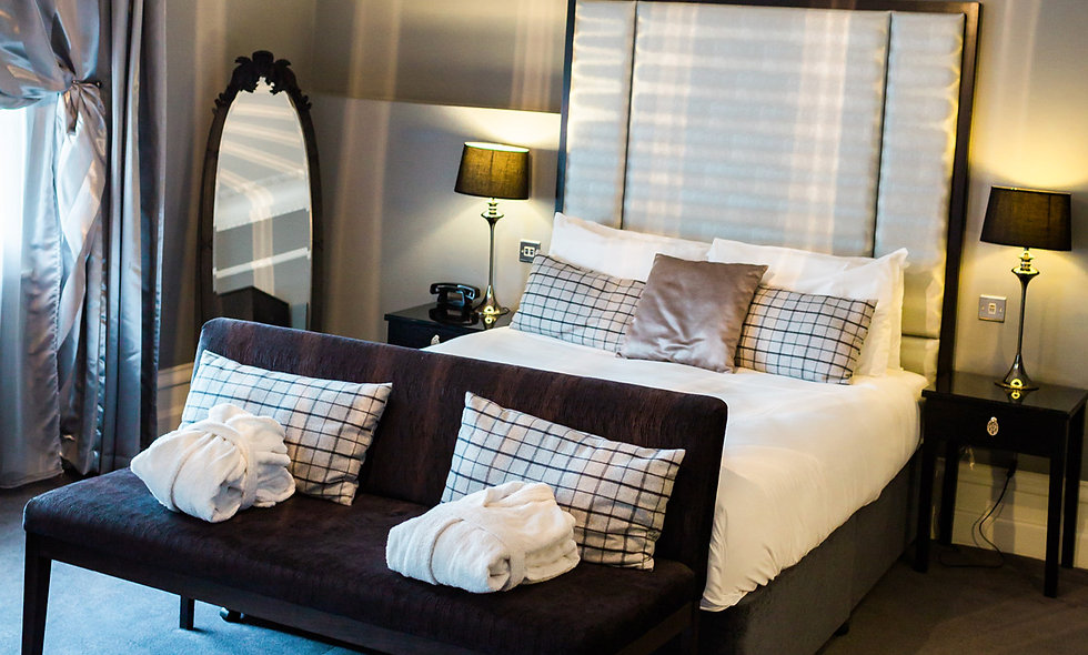 Two Night Ely Break for Two at the Poets House Hotel