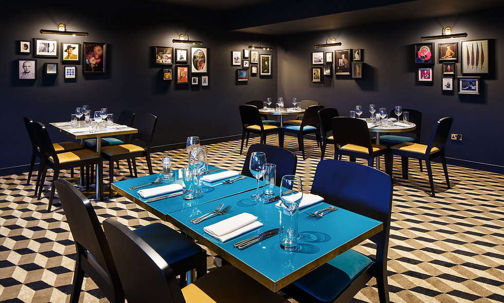 One Night Break with Dinner for Two at the Edinburgh Mercure Hotel