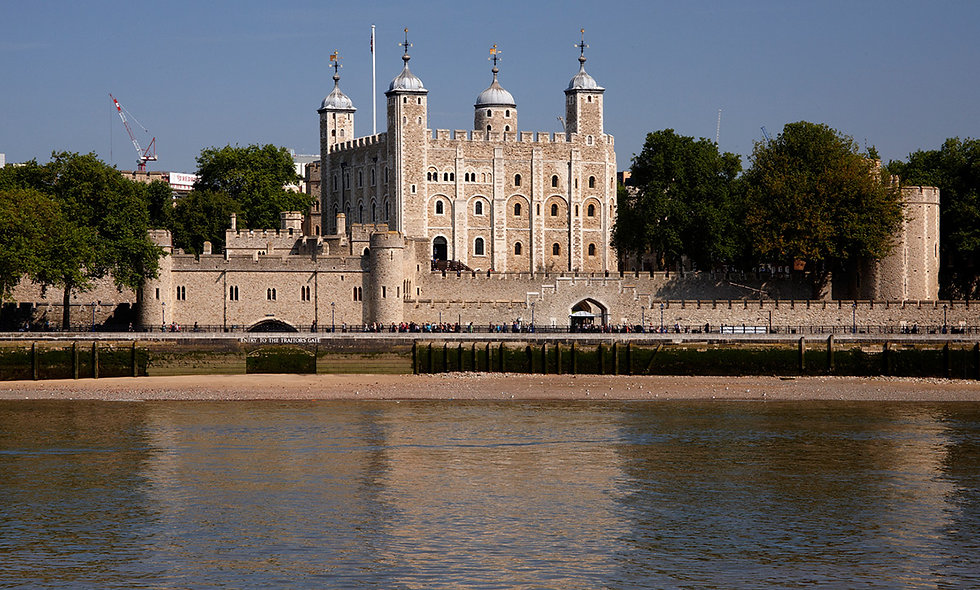 Visit the Tower of London and Three Course Meal at Marco Pierre Whites