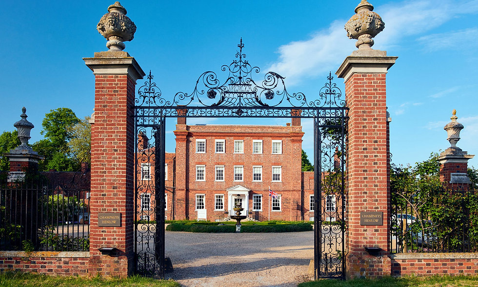 Champneys Essential Spa Day with Lunch at Henlow Grange