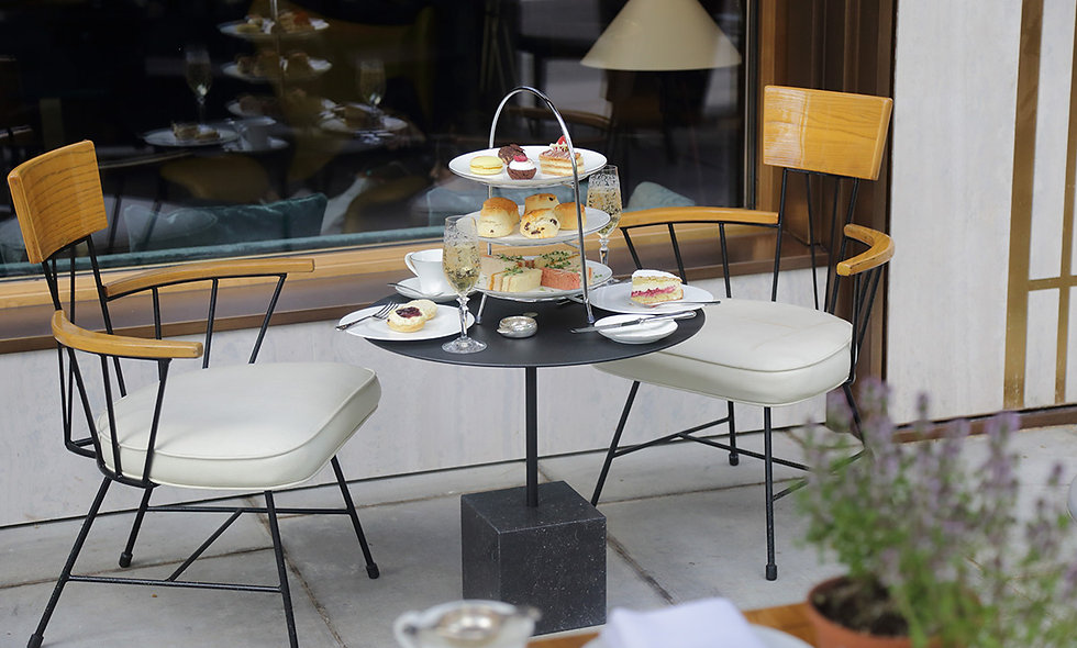Luxury Spa Day with Treatments, Afternoon Tea and Champagne