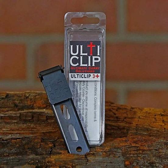 ULTICLIP3+ Sheath Clip W/ Hardware