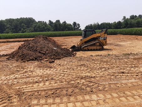 New Farm, New Pond