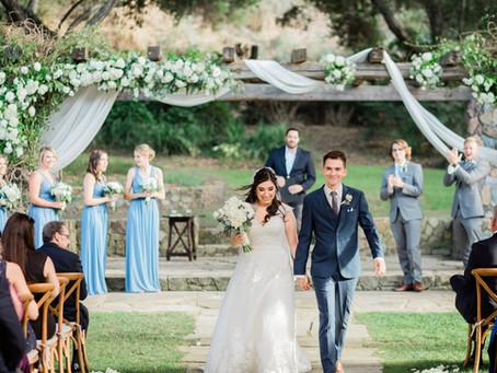 Wedding at Vista Valley Country Club