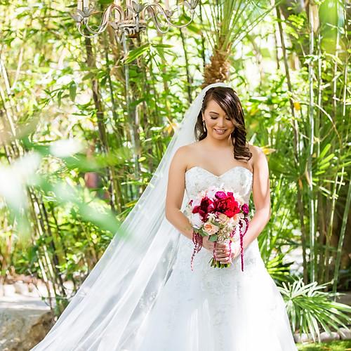 Wedding at Paradise Falls Oceanside