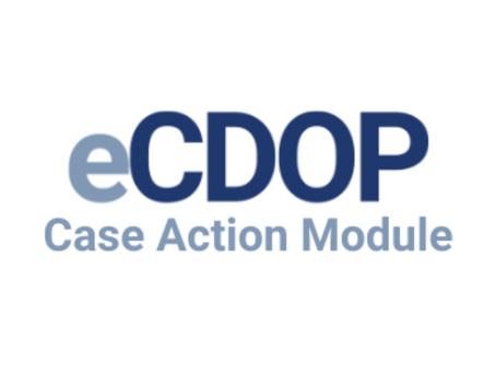 New eCDOP Release