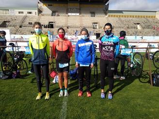 Cinco medallas para el triatlón murciano en el Campeonato de España de Duatlón celebrado en Soria