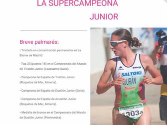 Entrevista a Laura Durán, Jueves 7 de Mayo a las 18.00h