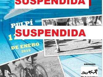Suspendida la II Concentración de Clubes FTRM Mar de Pulpí