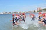 San Pedro del Pinatar, nueva sede para el campeonato regional de triatlón de menores