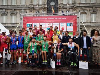 Ricardo Marín se lleva el Subcampeonato de España de Patratriatlón