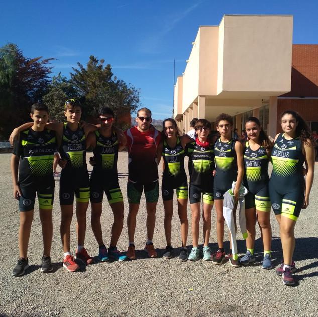 Escuela Triatlón Lorca